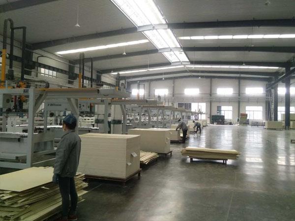 什么是SPC地板生产线?