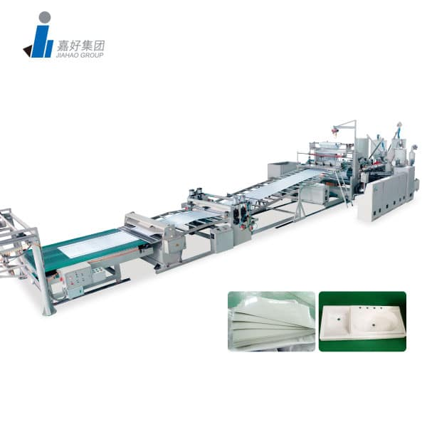 ABS Single layer,Multi-layers Composite Sheet Production line