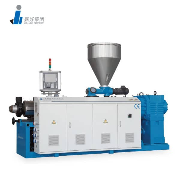 CONICAL TWIN SCREW EXTRUDER 1