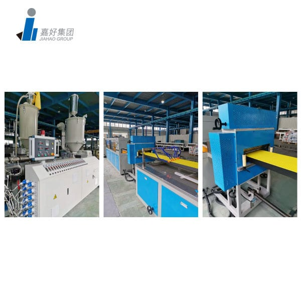 HDPE Marine Pedal Production Line