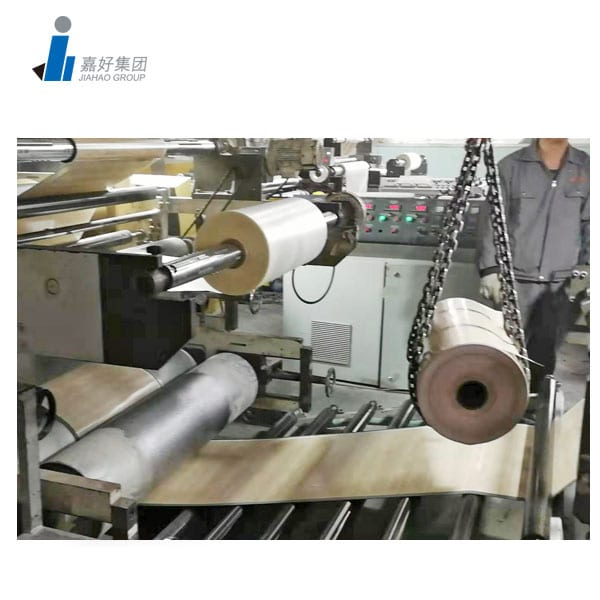 LVT Flooring Production Line (Online Lamination)