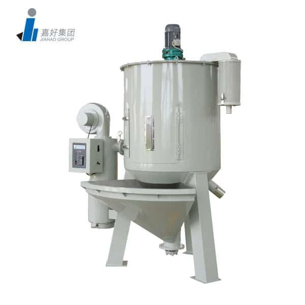 Mixing & Drying Machine