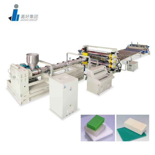 PP, PE Thick Board Production Line