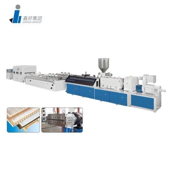 PVC & WPC Door Panel Extrusion Line