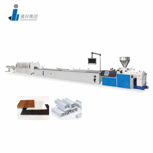 PVC Window Profile & WPC Profile Extrusion Line
