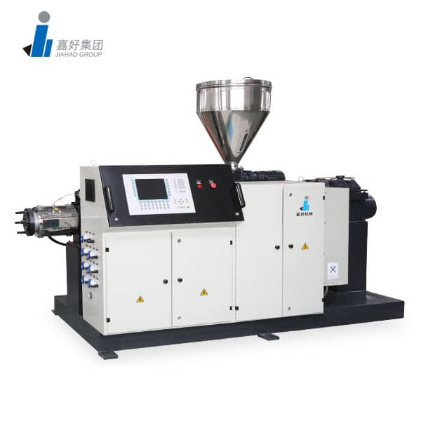 Parallel twin screw extruder 1