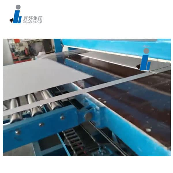 WPC Flooring extruder machine