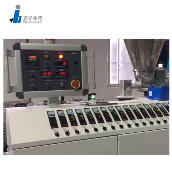 WPC flooring production process machine line
